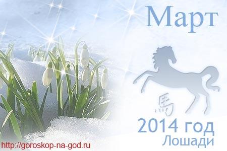 кто по гороскопу в марте: