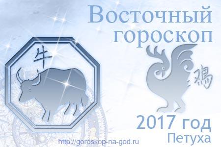 Бык 2017 год по восточному календарю