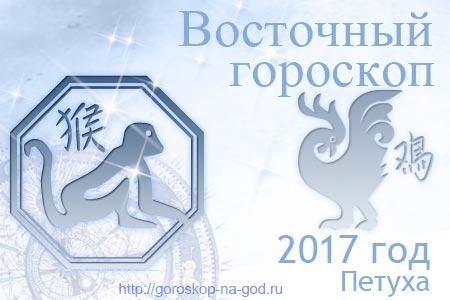 Обезьяна 2017 год по восточному календарю
