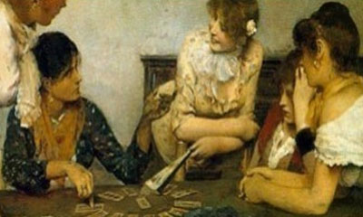 ритуалы народных гаданий